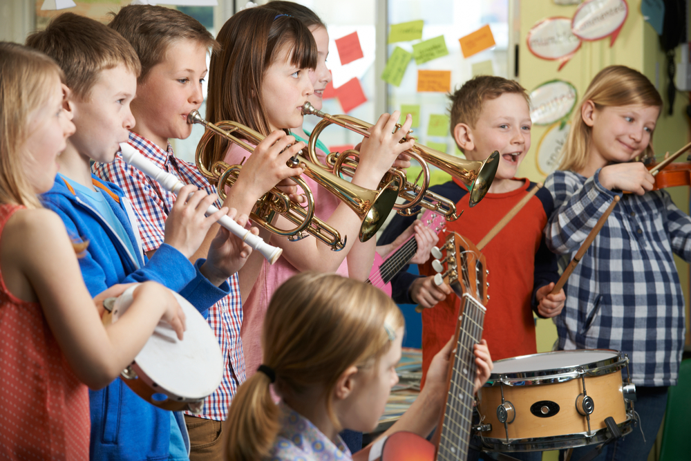 Restore the Music UK: Funding for Music Education